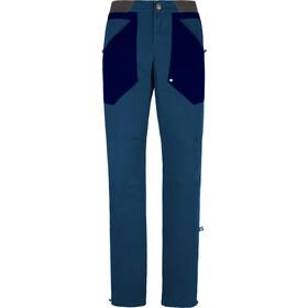 E9 Ananas Housut Miehet, cobalt blue